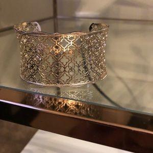 Gold Candice cuff